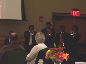 Creative Arts High School Jazz Ensemble
